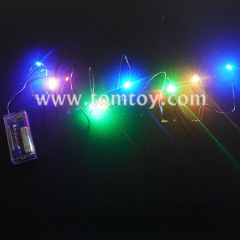 copper wire led string lights tm06893.jpg