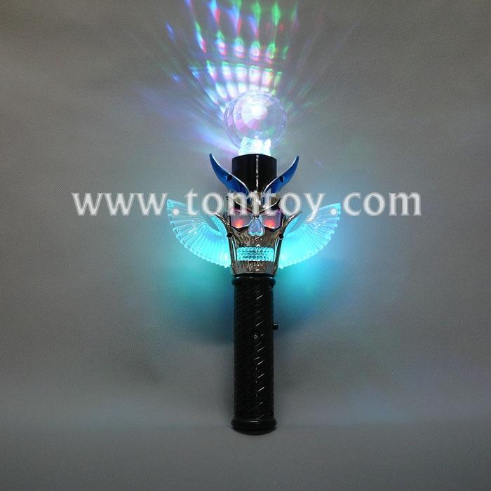 9led flashing skeletons wand with ball tm02605.jpg