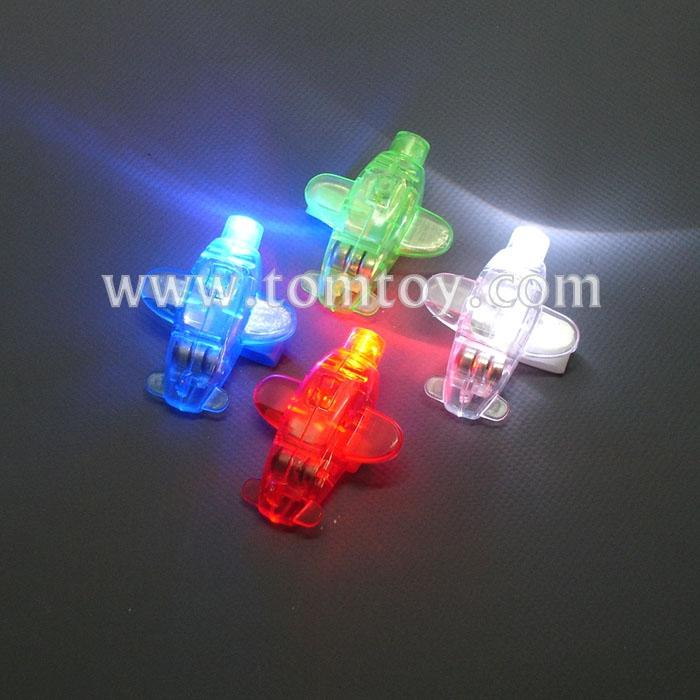 airplane shaped led finger lights tm02536.jpg