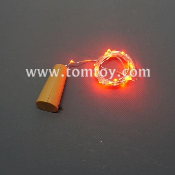 bottle cork led copper wire lights tm232-013-rd.jpg