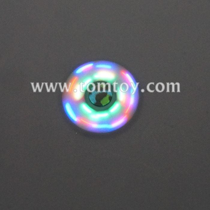 camouflage color led fidget spinner tm02666.jpg