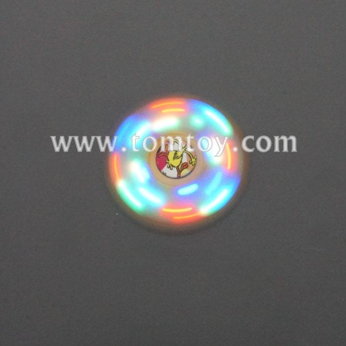 camouflage light up fidget spinner tm02667.jpg