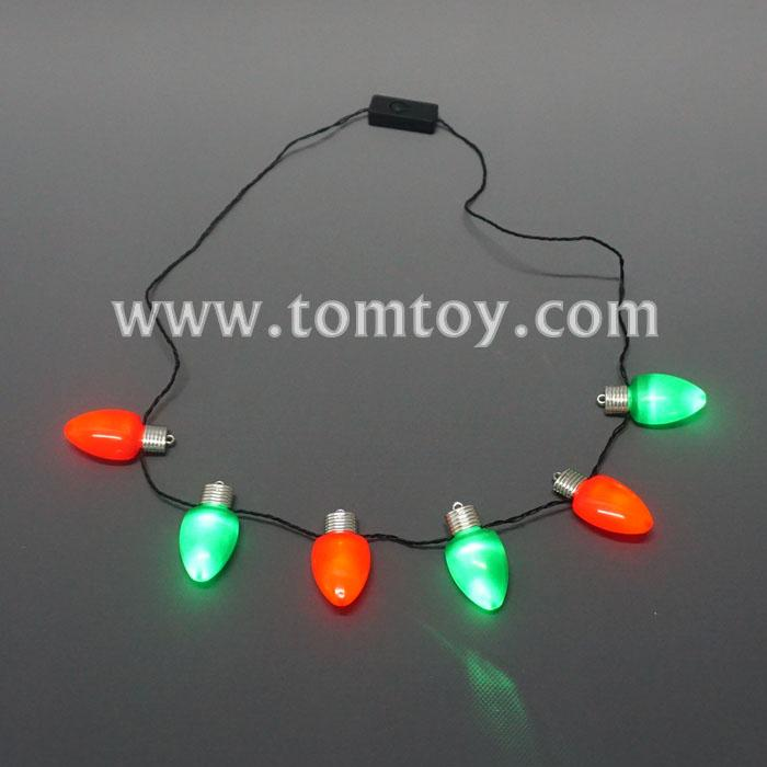 christimas bulbs necklace tm04135.jpg