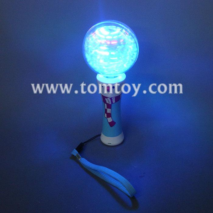 christmas led light up snowman spinning wands tm01295.jpg