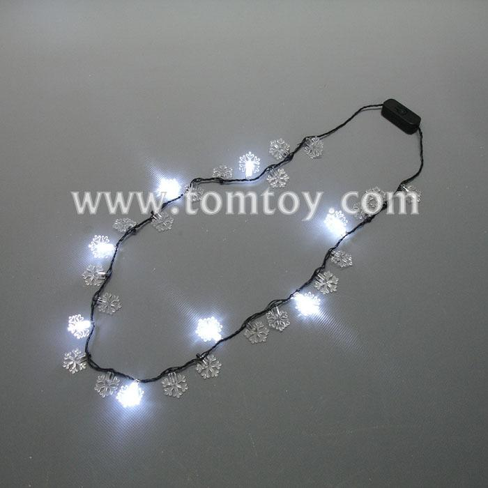 christmas snow led necklace tm02778.jpg