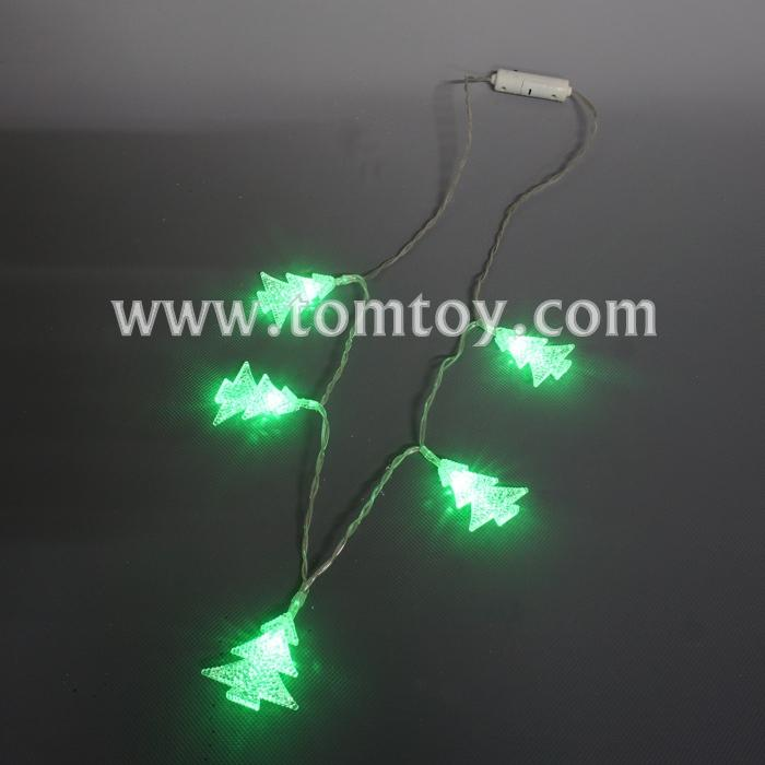 christmas tree led necklace tm05606.jpg
