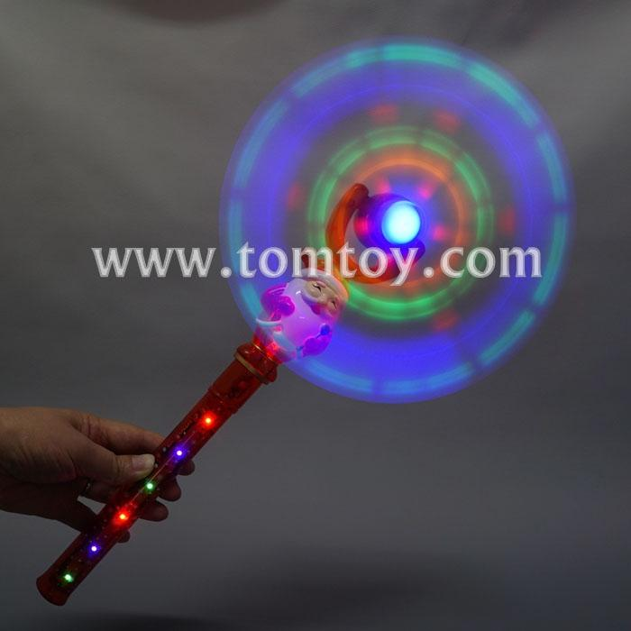 colorful led snowman spinning windmills tm02932.jpg