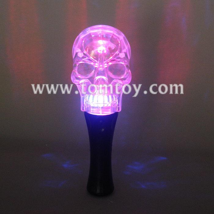 crystal skull light up wand tm083-006 .jpg