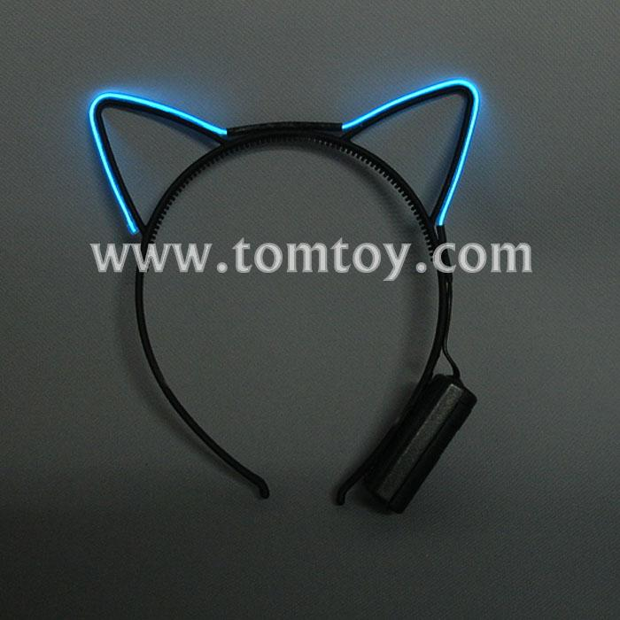 el wire cat ears headbands tm109-016-bl.jpg