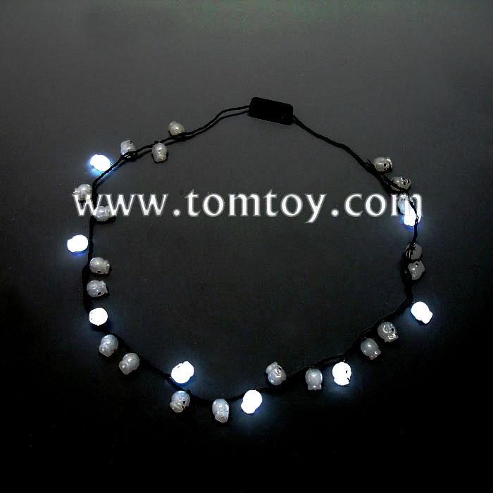 flashing led skull necklace tm02779.jpg