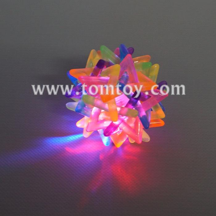 flashing rainbow polygon ball tm03497.jpg