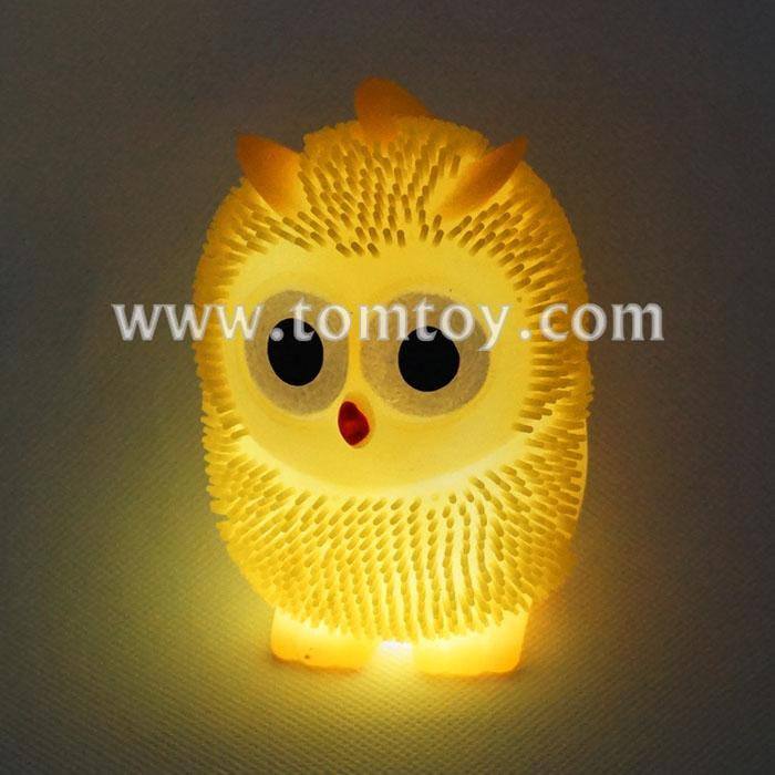 flashing squeeze owl puffer ball tm02871.jpg