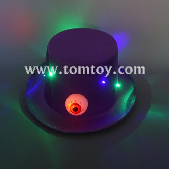 halloween led eyeball hat tm04698.jpg