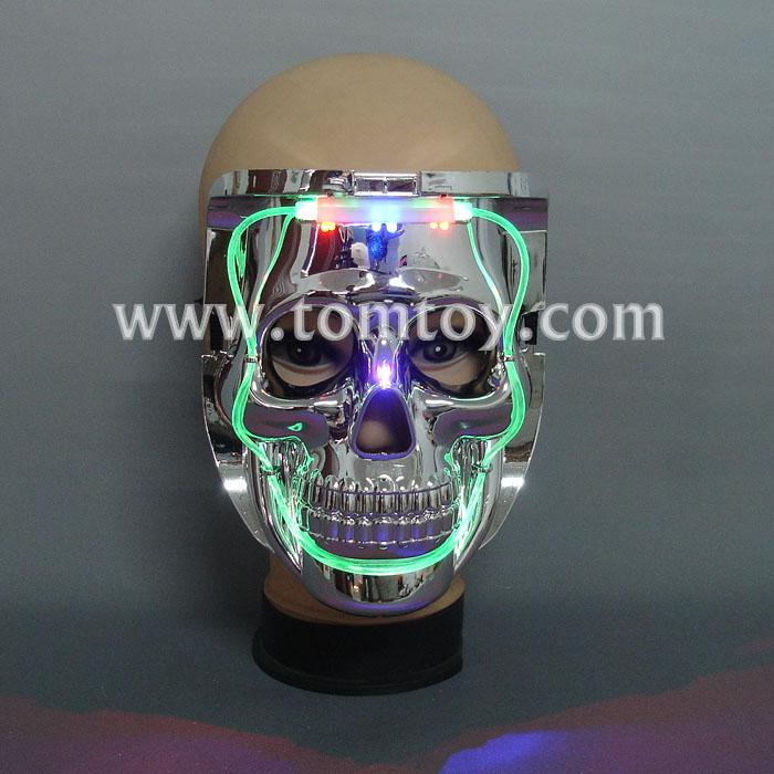 halloween led light up skull mask tm00275.jpg