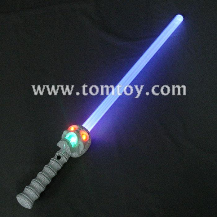halloween led skull sword with sound tm126-002.jpg