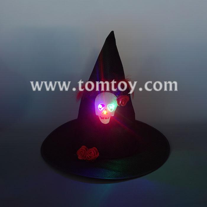 halloween light up witch hat tm04699.jpg