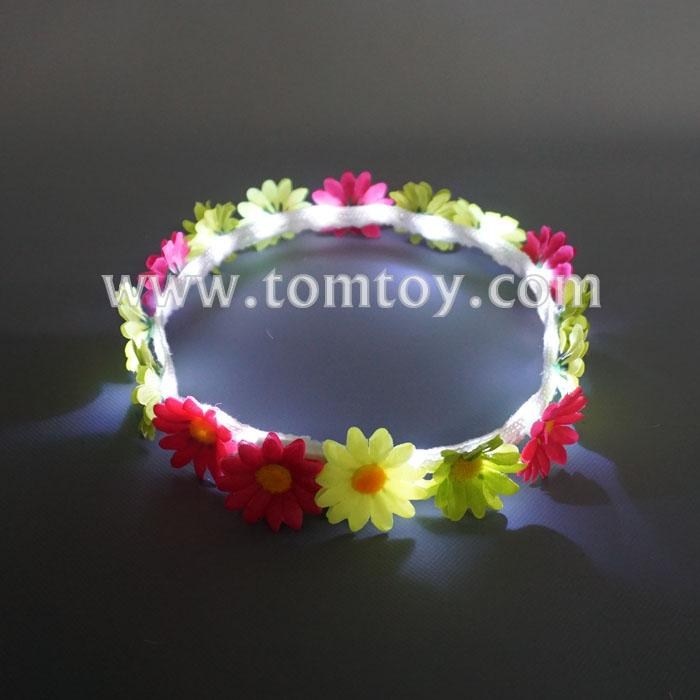 handmade led flower crown headband tm02676.jpg