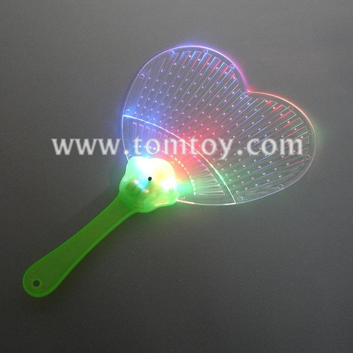 heart shape led light up fan tm02953.jpg