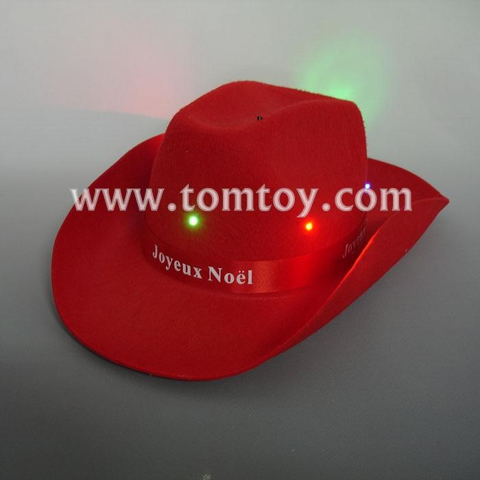 joyeux noël-flashing cowboy hats tm02998.jpg