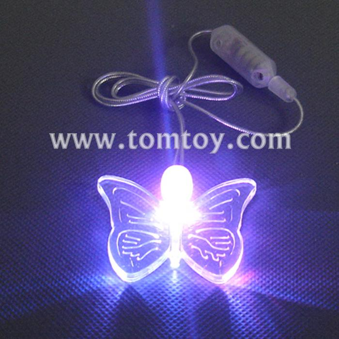 led butterfly pendant necklace tm000-066-butterfly-pl.jpg