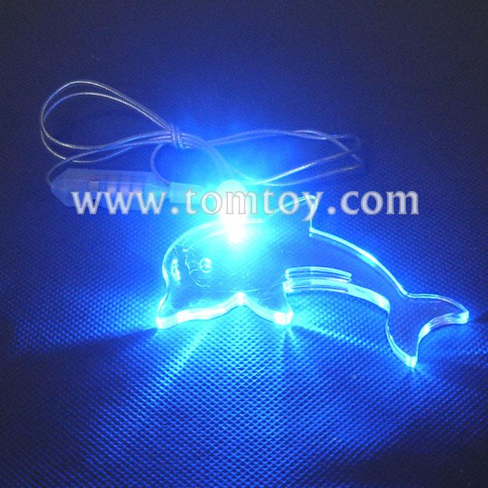 led dolphin pendant necklace tm000-066-dolphin-bl.jpg