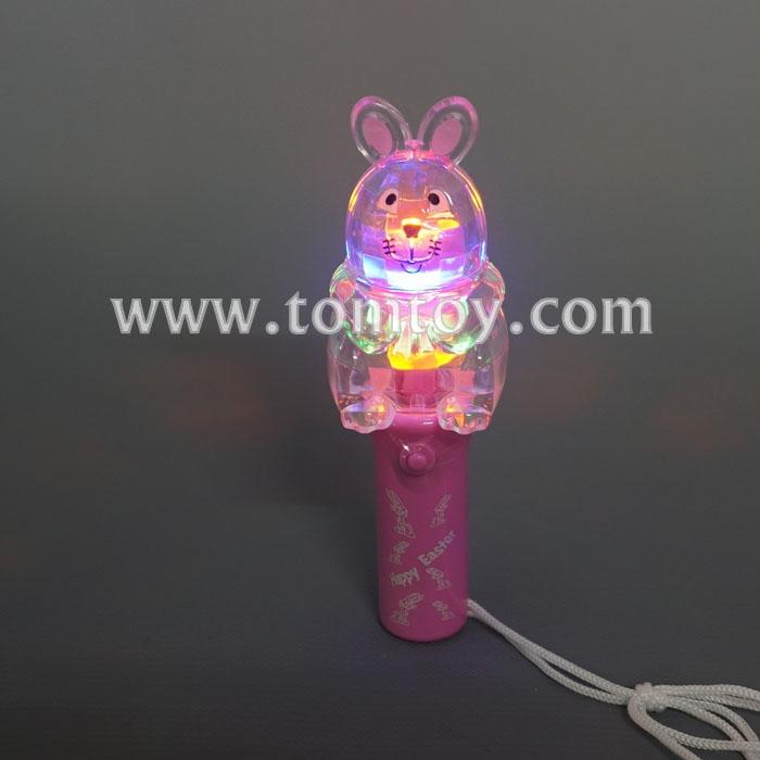 led easter bunny spinner tm01318-pk.jpg