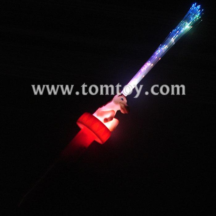 led fiber optic horse wand tm013-033-horse.jpg