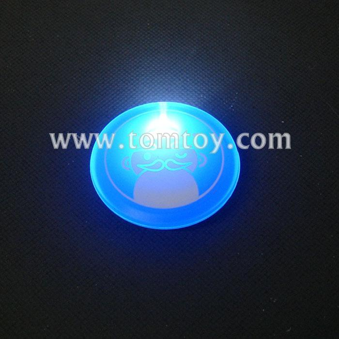 led flashing pin snowman badge tm196-010.jpg