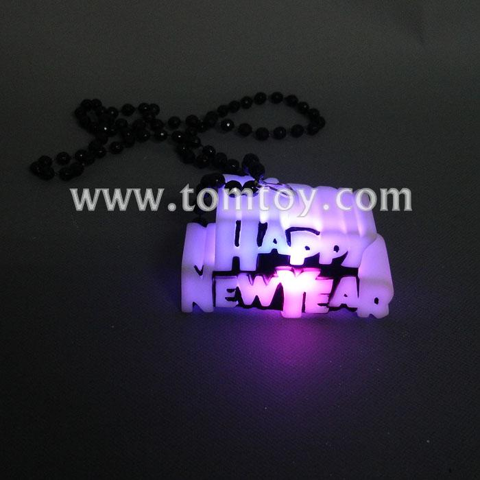 led happy new year necklace tm00073.jpg