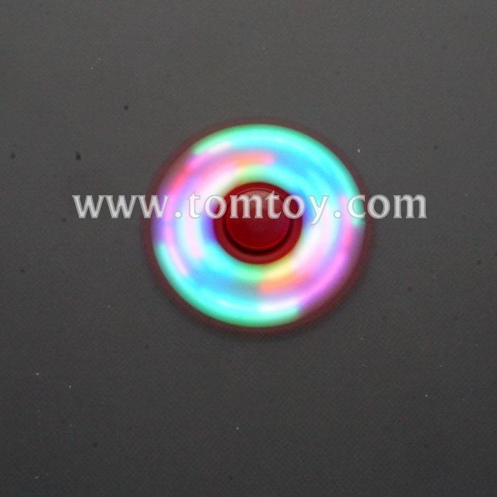 led light up fidget spinner tm02648-rd.jpg