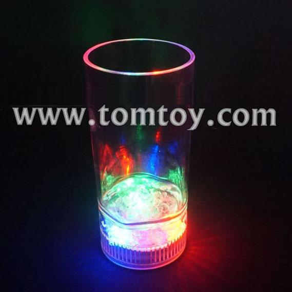led light-up flashing multi-color juice cup tm02408.jpg