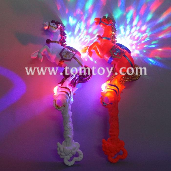led light up horse wand with clop tm03077.jpg