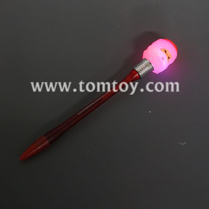 led light up santa claus pen tm04407.jpg