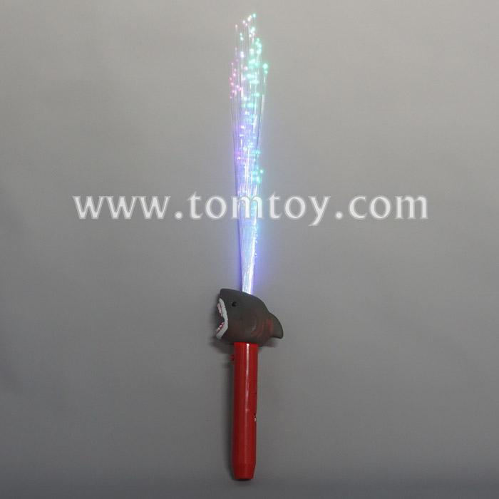 led light up shark fiber optic wands tm04031.jpg