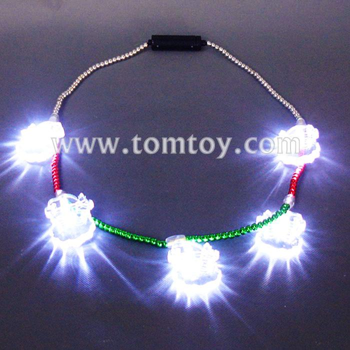 led light up snowman necklace tm00657.jpg