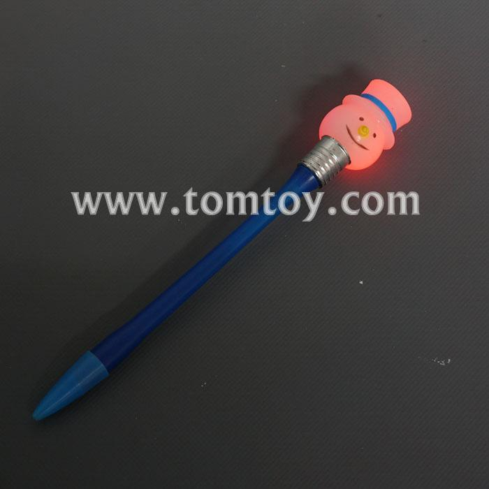 led light up snowman pen tm04406.jpg