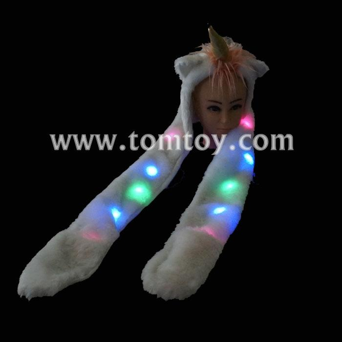 led light up unicorn hat scarf tm-050.jpg