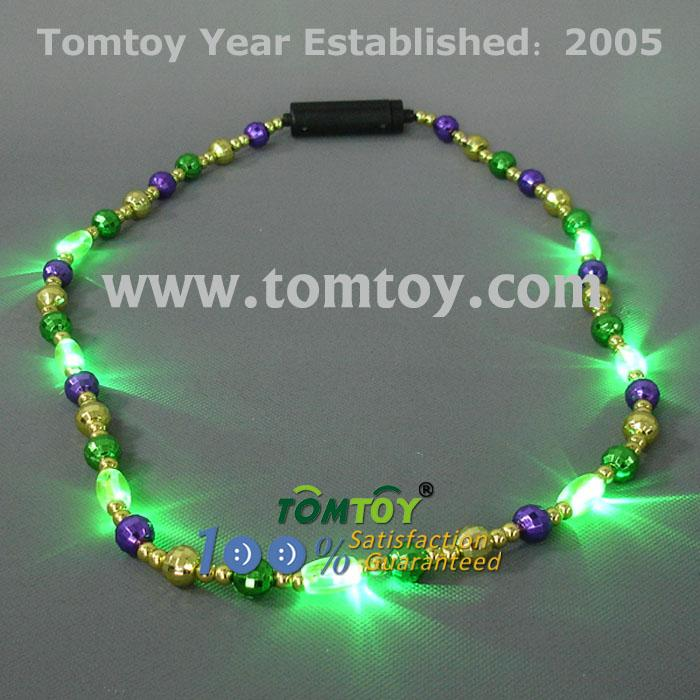 led mardi gras bead necklace tm041-029.jpg