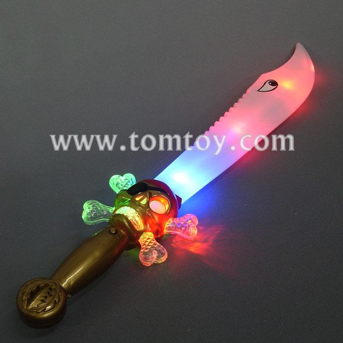 led pirate saber sword tm013-062.jpg