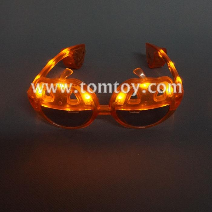 led pumpkin sunglasses tm057-007-or.jpg