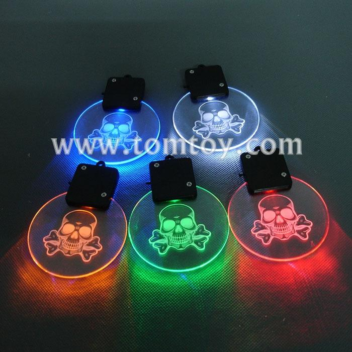 led skull transparent pendant tm00481.jpg
