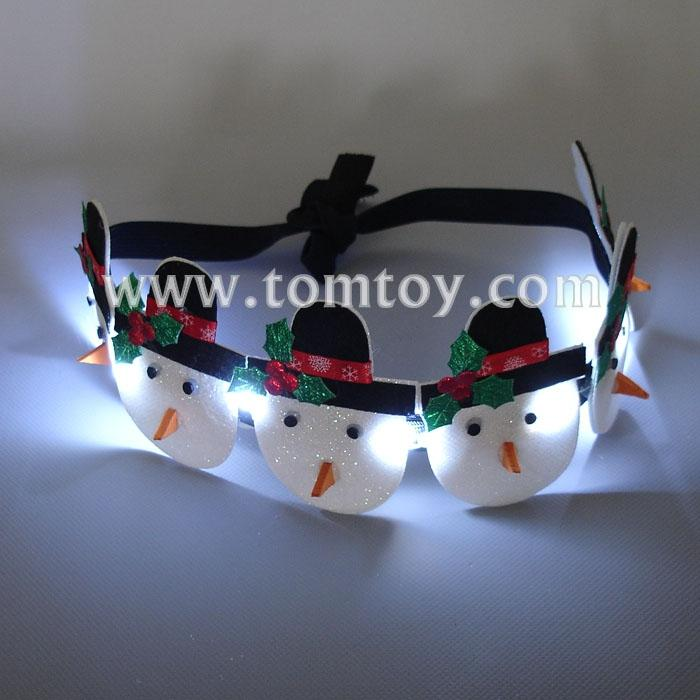 led snowman flashing headband tm02993.jpg