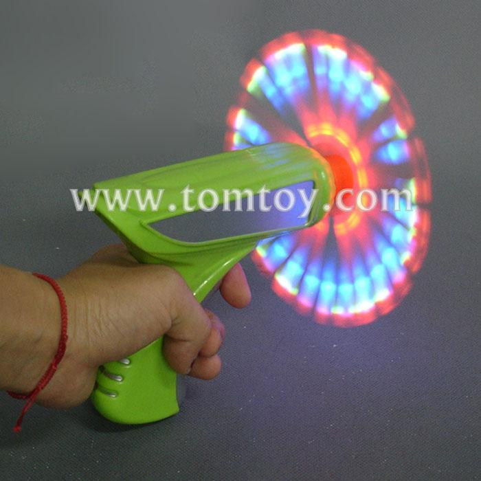 led space gun with spinning lights tm062-009.jpg