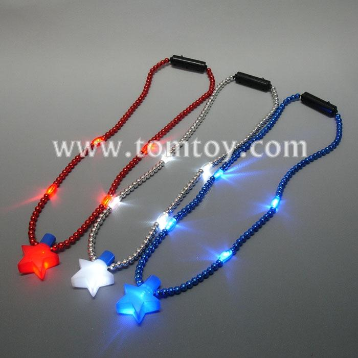 led star beaded necklace tm02635.jpg