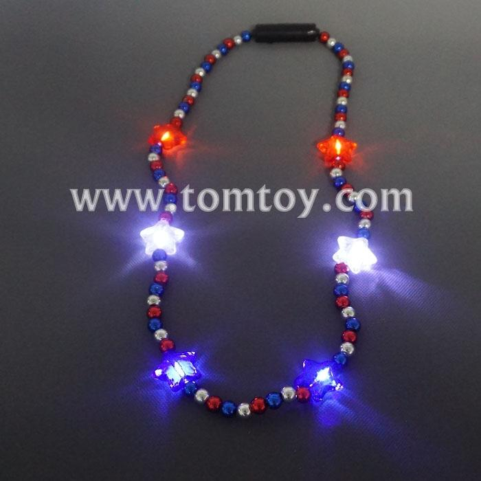 led star beads necklace tm04120-rwb.jpg