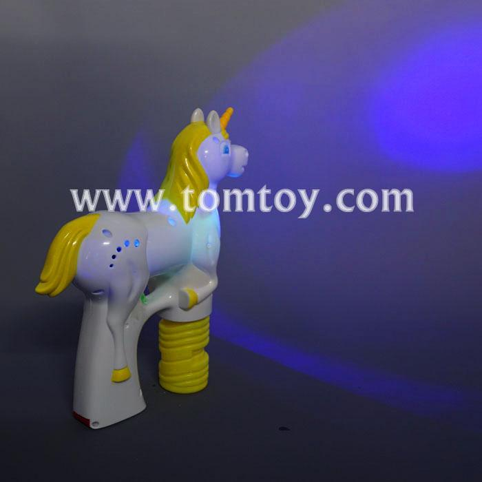 led unicorn bubble gun toys tm03287.jpg