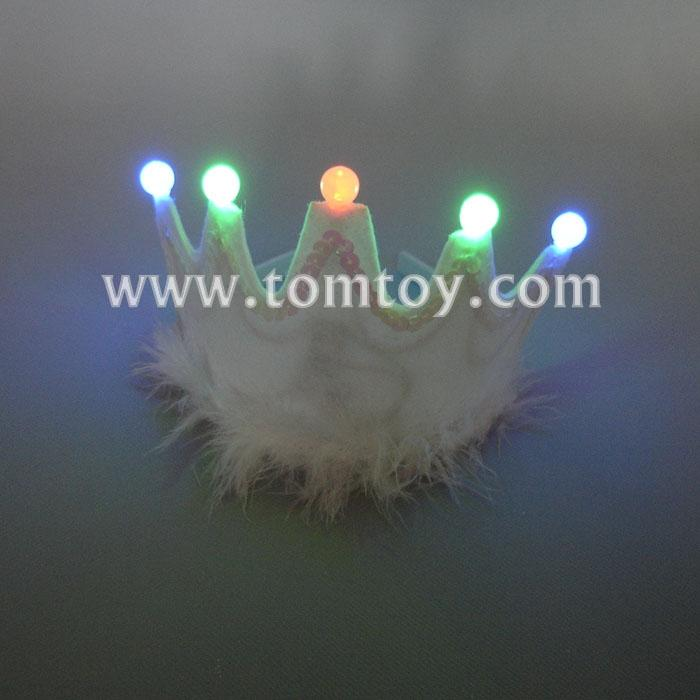 led white flashing crown headband tm02885.jpg
