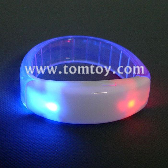light up bracelet wristband multicolor tm-062a1.jpg