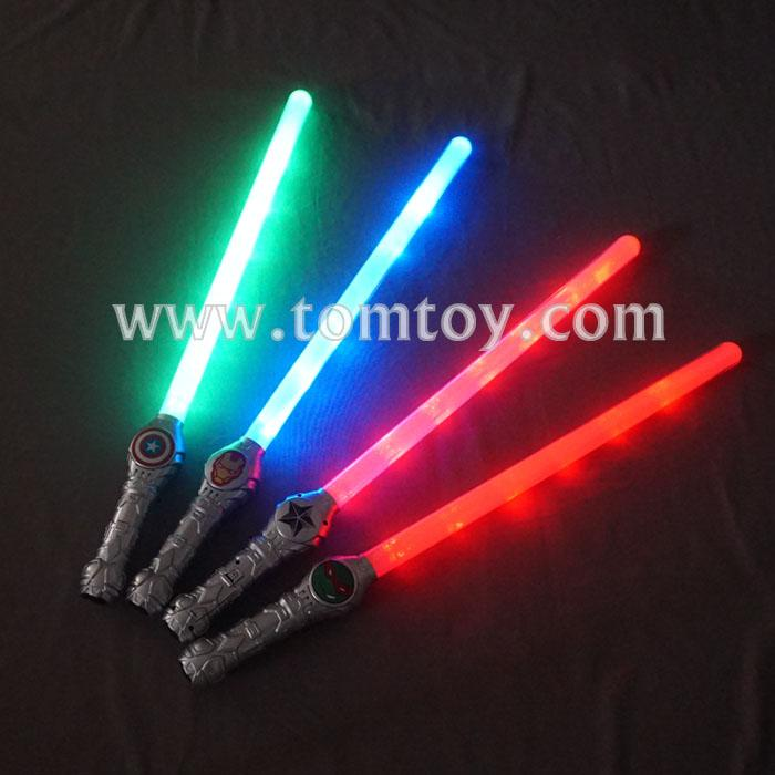 light up laser sword with hero printing tm02465.jpg