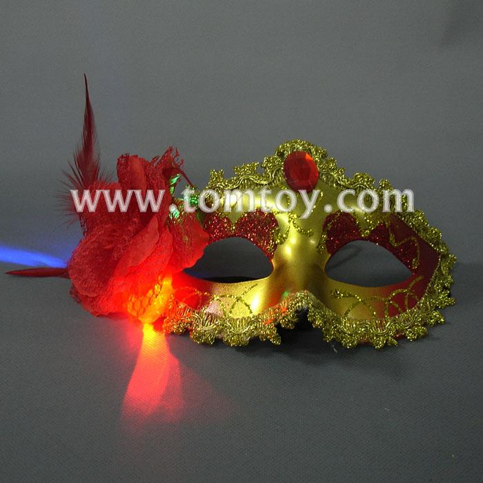 light up mask with feather tm179-003.jpg